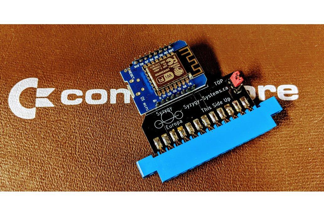 Commodore 64 WiFi Modem  | Syzygy Europa 1