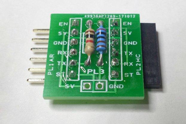 Bluetooth Module HC-05, HC-06, HM-10 Converter