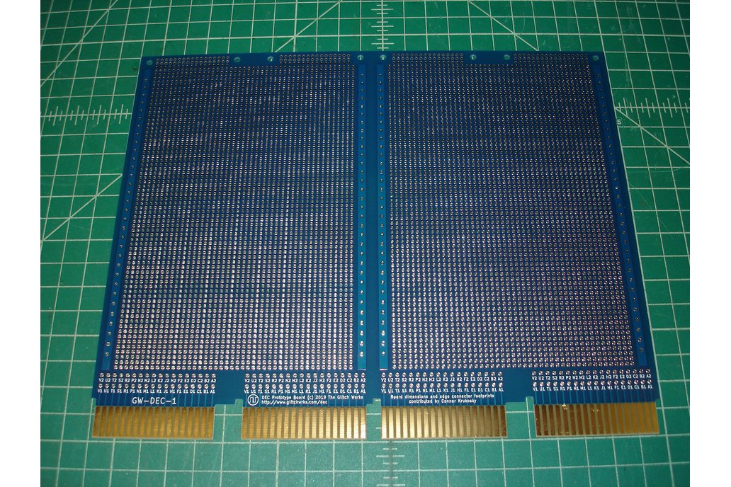GW-DEC-1 Prototyping Board for PDP-11, PDP-8, etc 1