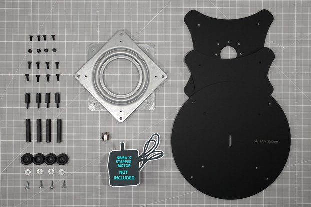 Turntable for Stepper Motor (Kit)