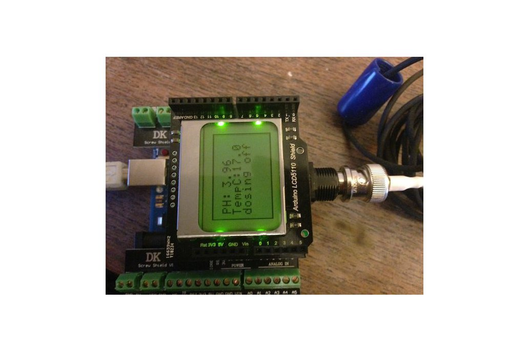 Arduino PH Shield by Dormant Labs 1