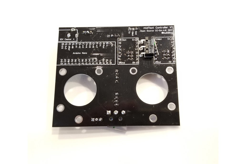 midTbot Controller 2