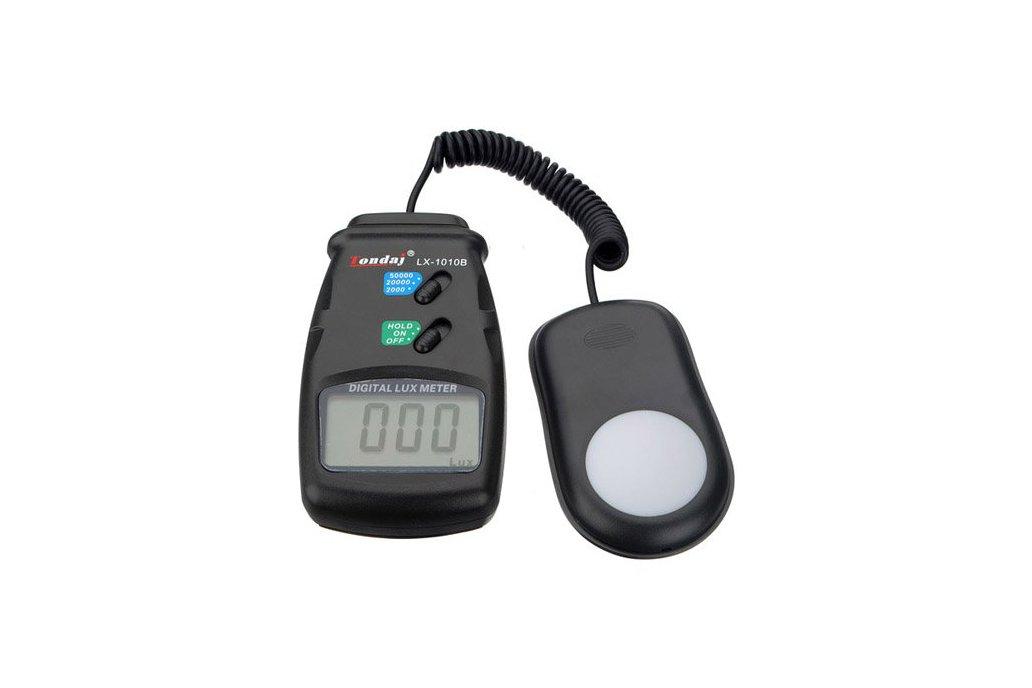 Professional LX1010B Digital LCD Light 50000 Lux 1
