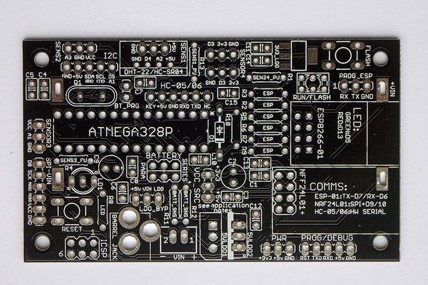 Ultimate IOT/ConnectedHome Sensor Board (L) BOARD
