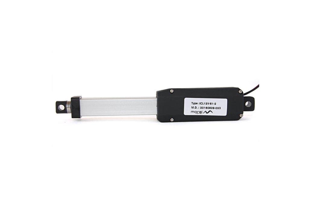 Inline Nexus Micro Linear Actuator 2 Inch Stroke 1