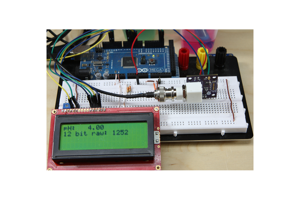 MinipH I2C pH interface 1