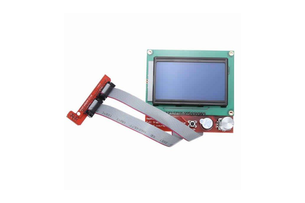 RAMPS 1.4 LCD Control Board 1