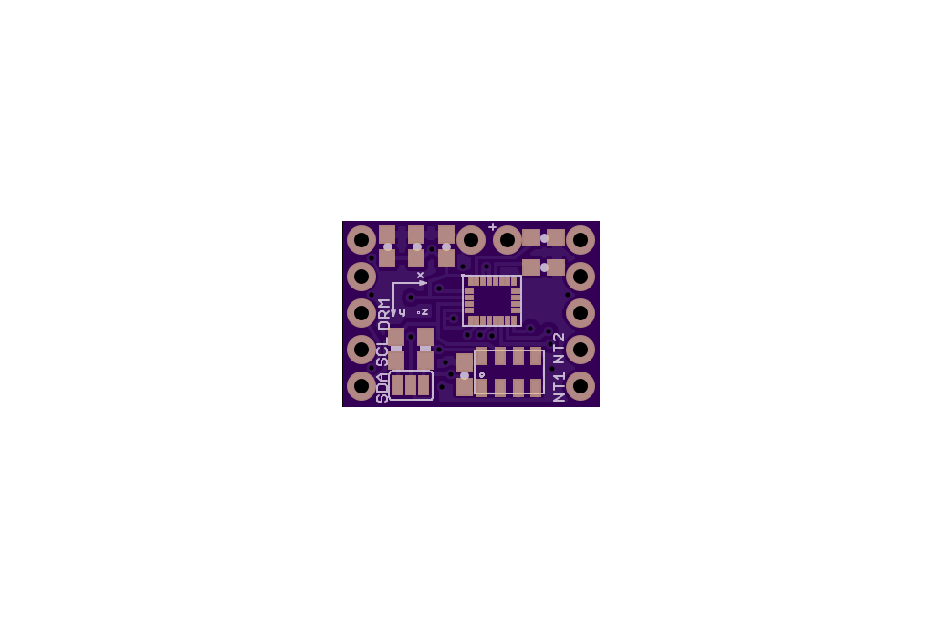 LSM9DS1+MS5611 breakout board 3
