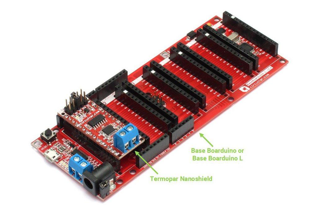 Termopar Nanoshield - MAX31856 Thermocouple Module 3