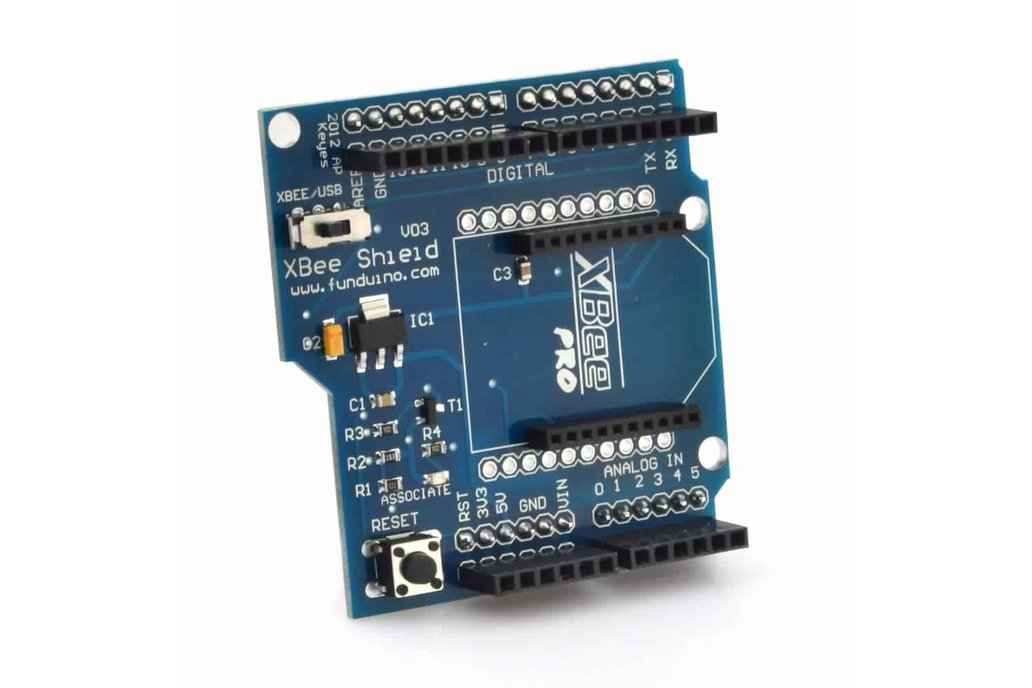 Xbee Bluetooth Expansion Board 1