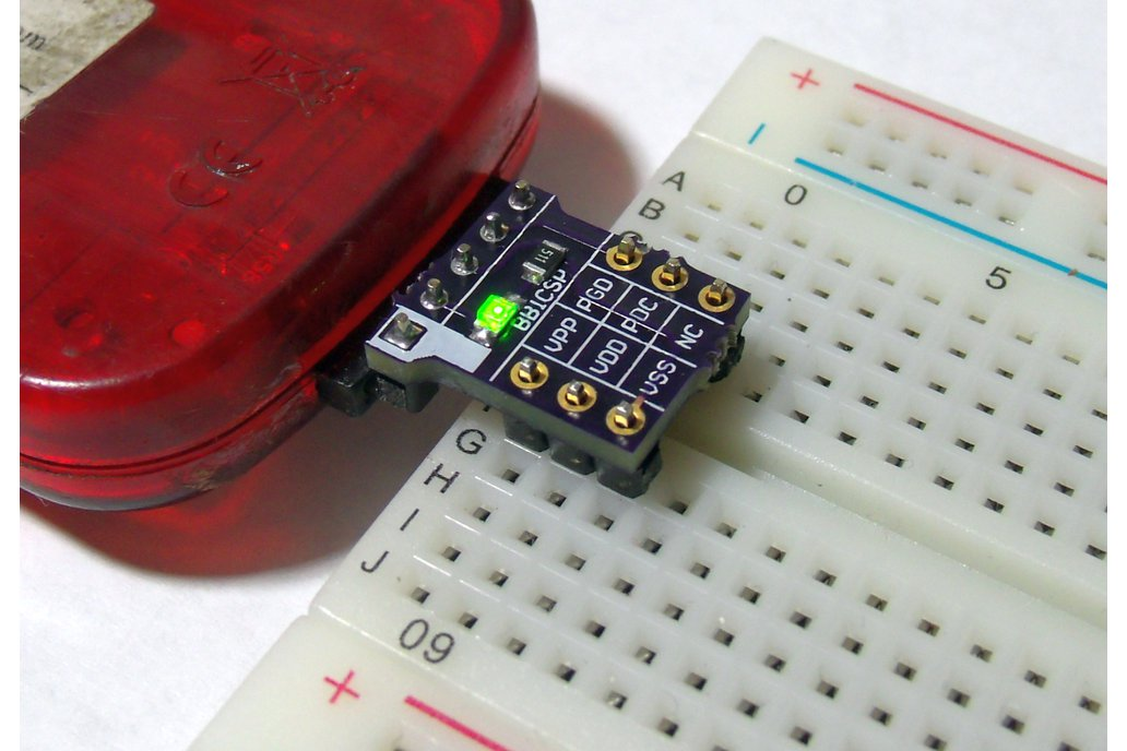 Breadboard ICSP Adapter 1