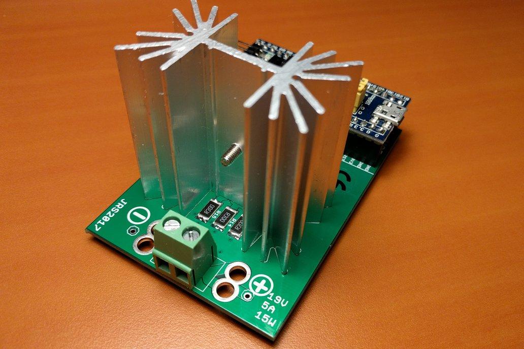 Jasper's Electronic Load R2 3