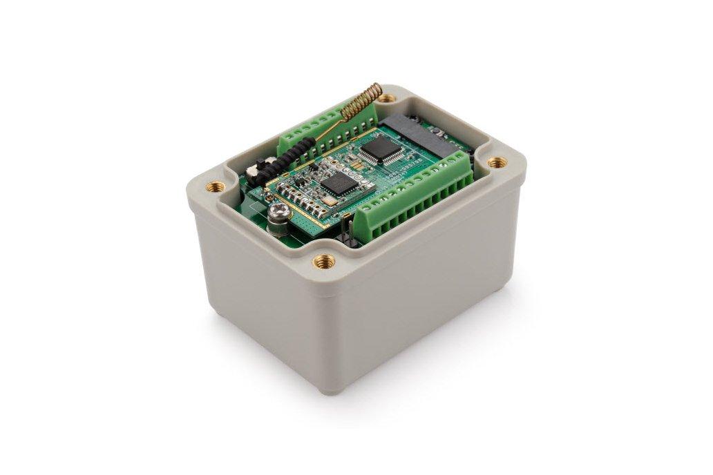 Waterproof Battery Powered LoRa Sensor Node-LSN50 2