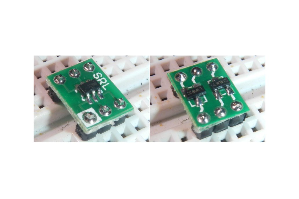 SMD Adapters - Set #1 2