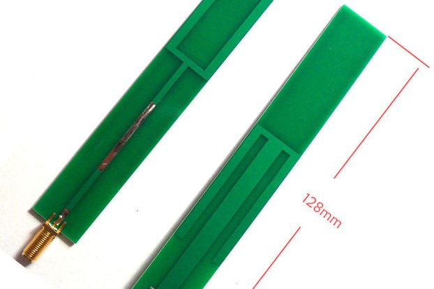 1pcs ADS-B PCB Antenna 1090MHz Antenna SMA female