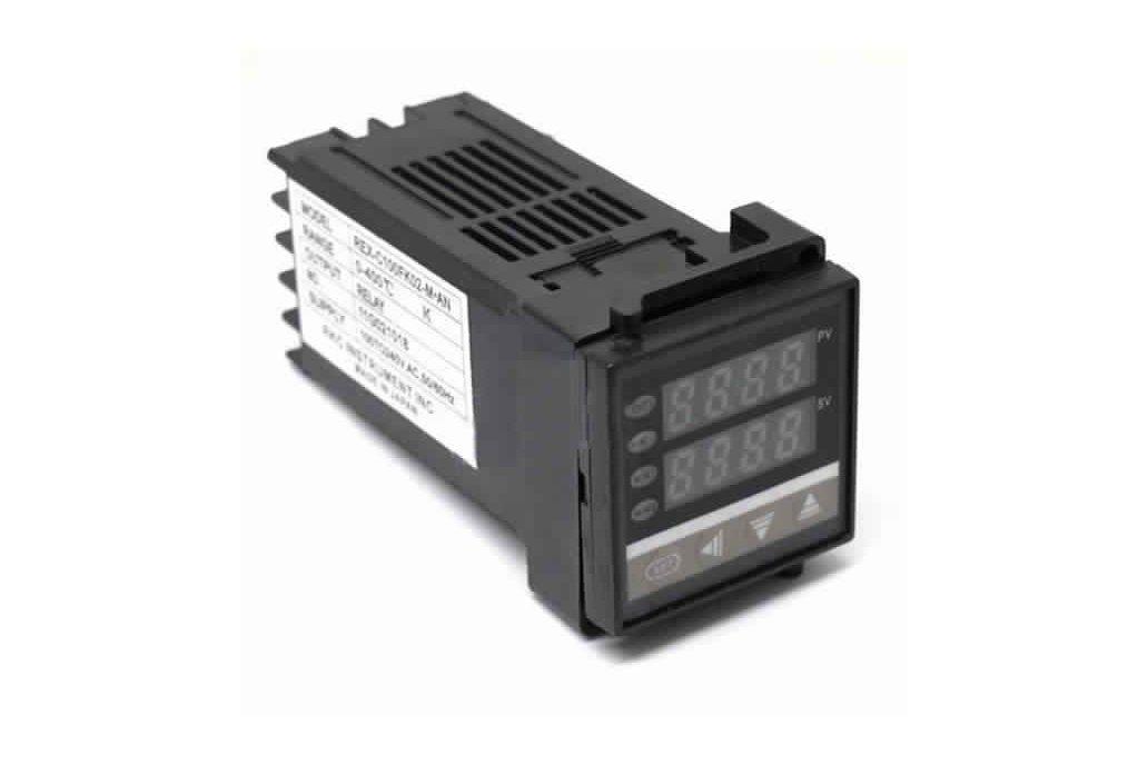 Dual PID Digital Temperature Control  2