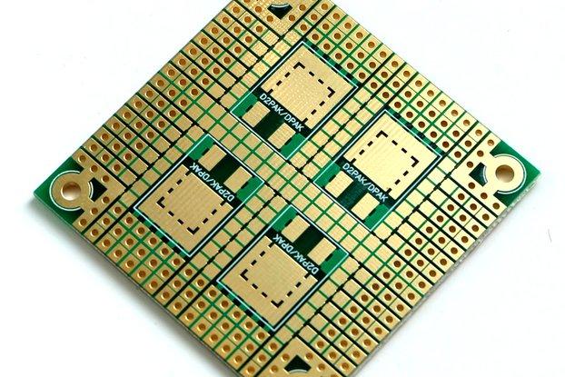 ModepSystems prototype board PB-9