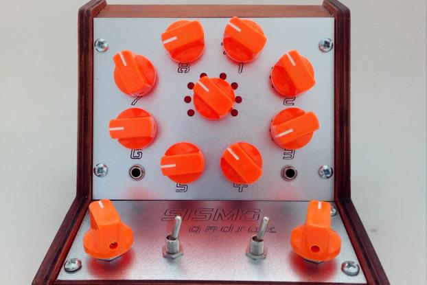 Sismo Qadrox Analog Synthesizer