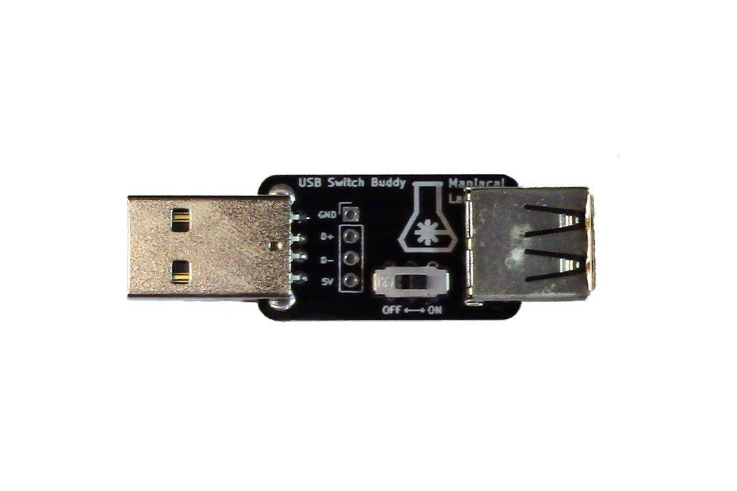 USB Switch Buddy Kit 1