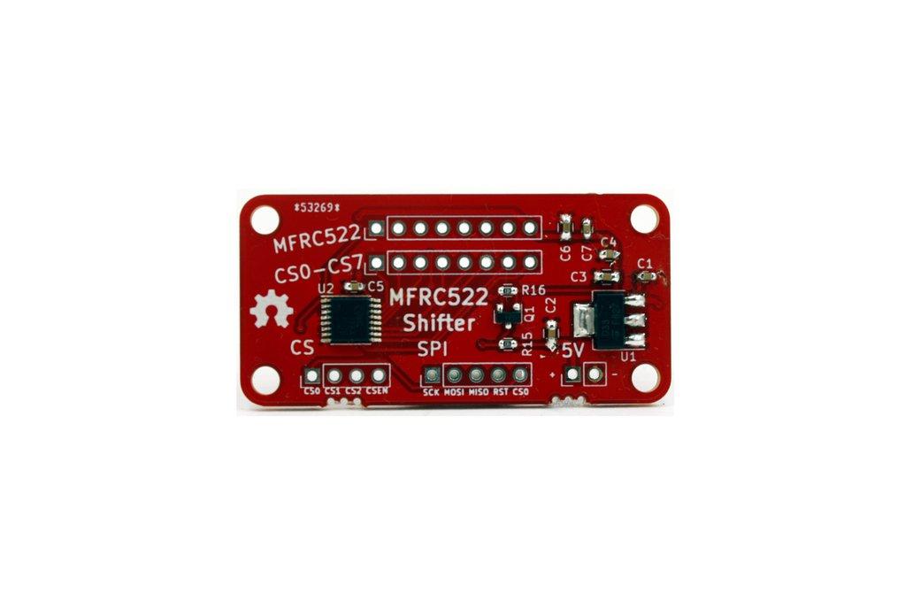 MFRC522 RFID Interface 1