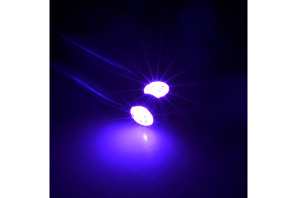 LED Magnet Earrings 1