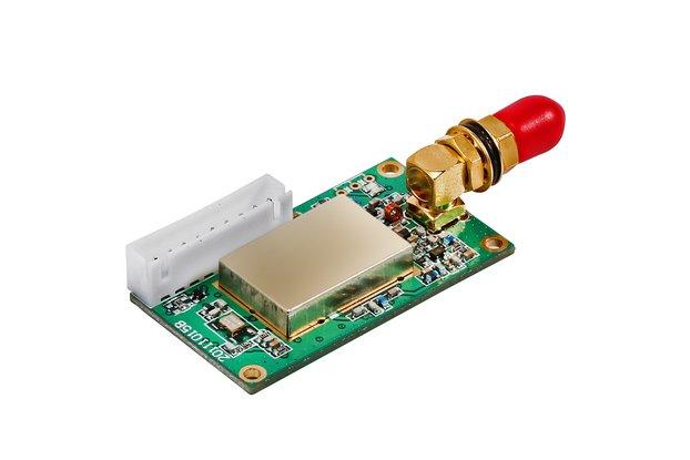 2pcs 100mW RF module CC1020 chip 1km control
