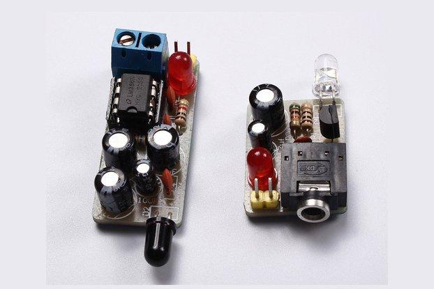 DIY Voice Infrared Transmission Module (5026)