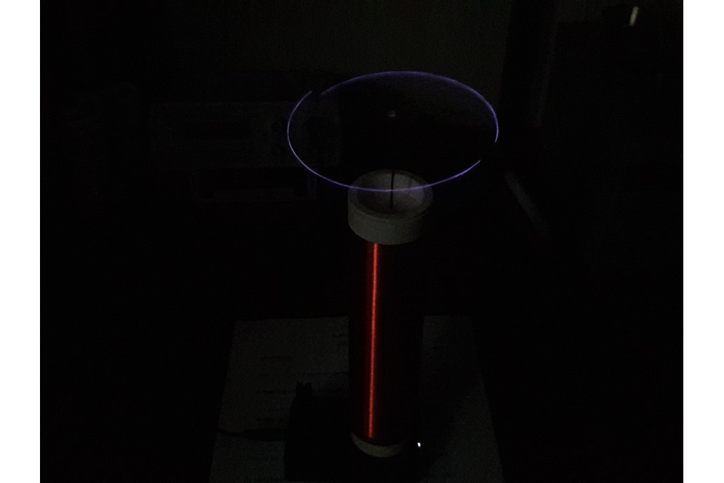 Large Fully Assembled Tesla Coil Made In U.S.A 6