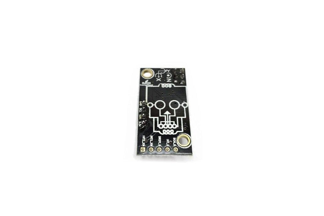 BerryIMUv2-accelerometer, gyroscope, magnetometer 1
