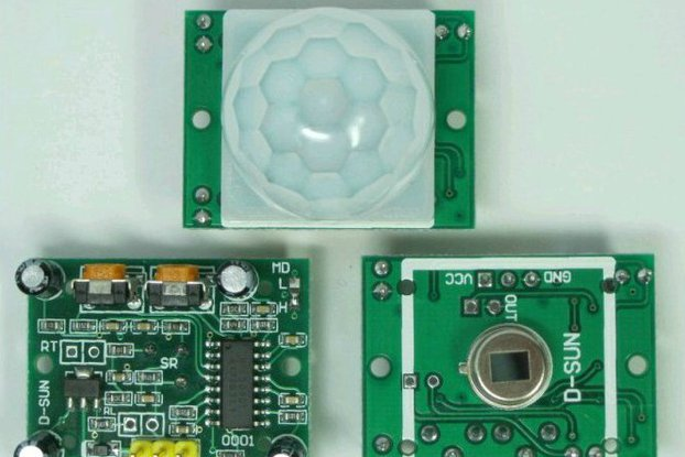 2pc Infrared sensing module