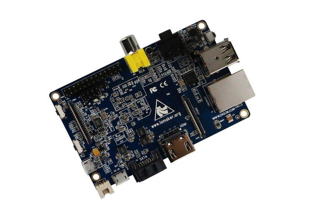 Banana Pi A20 Dual Core 1GB RAM Open-source  board 1