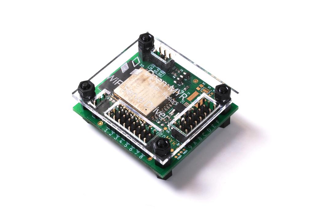 ESP32 WiFi Servo Controller 1