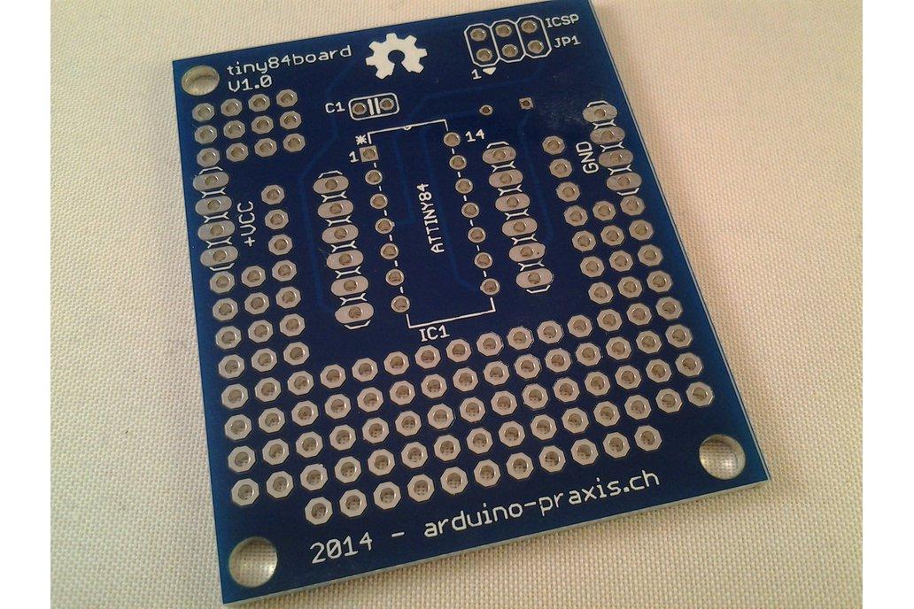 Tiny84Board - PCB 1