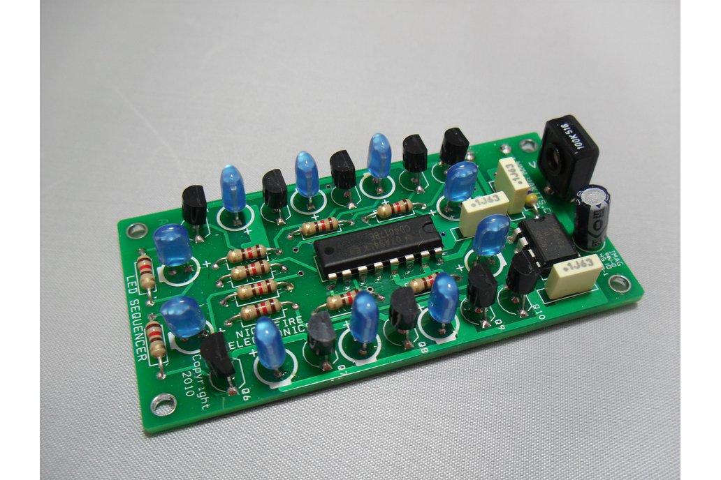 LED Sequencer/Chaser Kit (#1478) 1