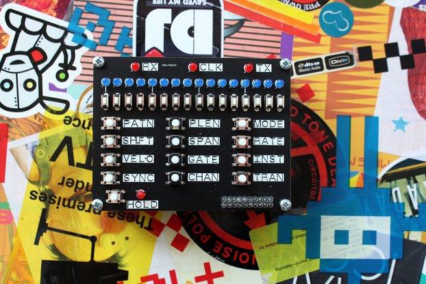 ARPIE - MIDI Arpeggiator [FULLY CONSTRUCTED]