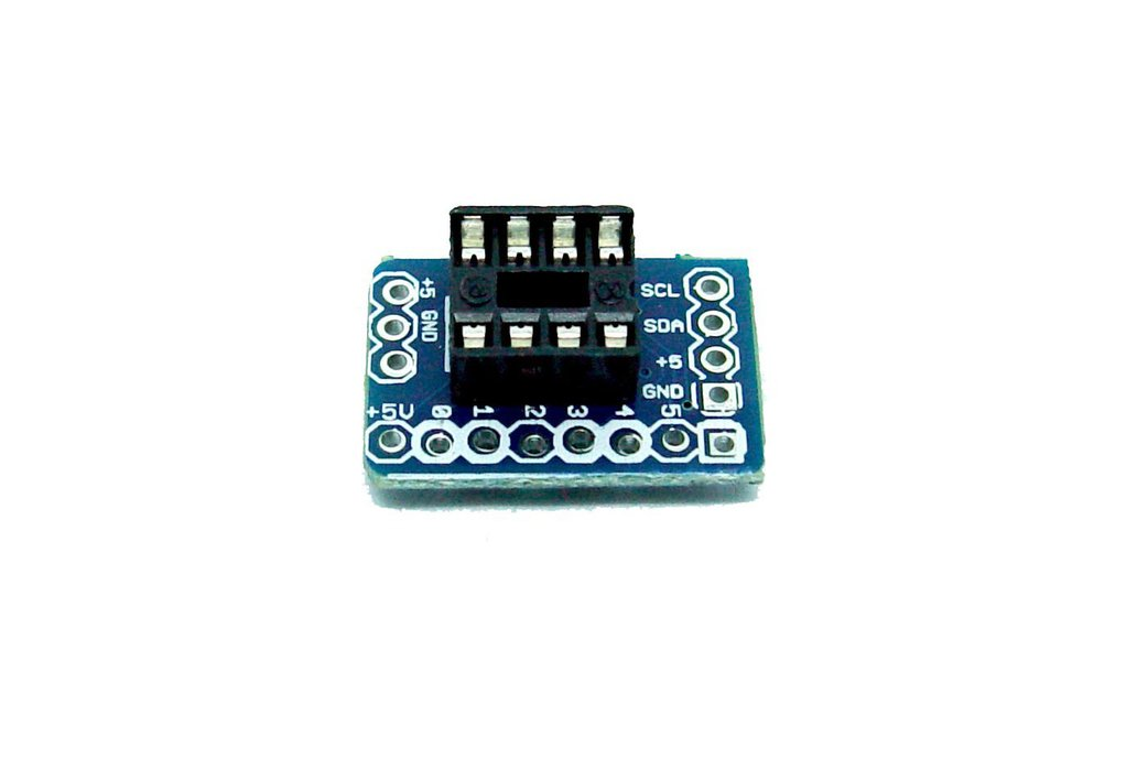Best PCB collection for begin with AtTiny85 7