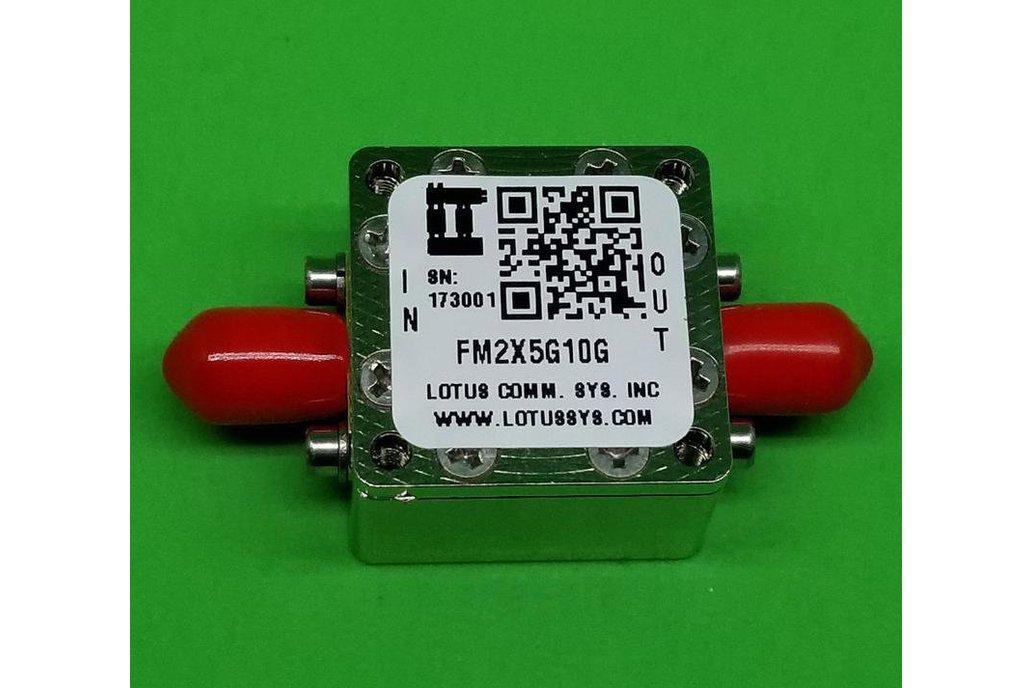 Freq. Multiplier X2 (5G to 10G Hz) FM2X5G10G 1