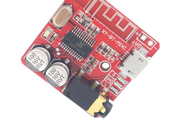 Bluetooth 4.1 Audio Receiver board mp3 decoder