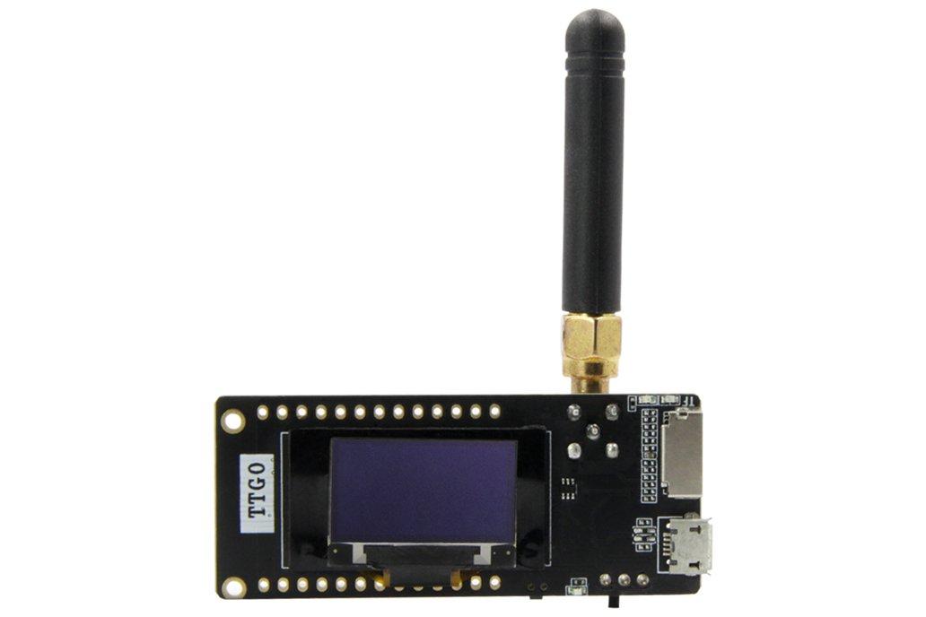LILYGO®TTGO ESP32-Paxcounter LoRa32 V2.1.6 Version 1