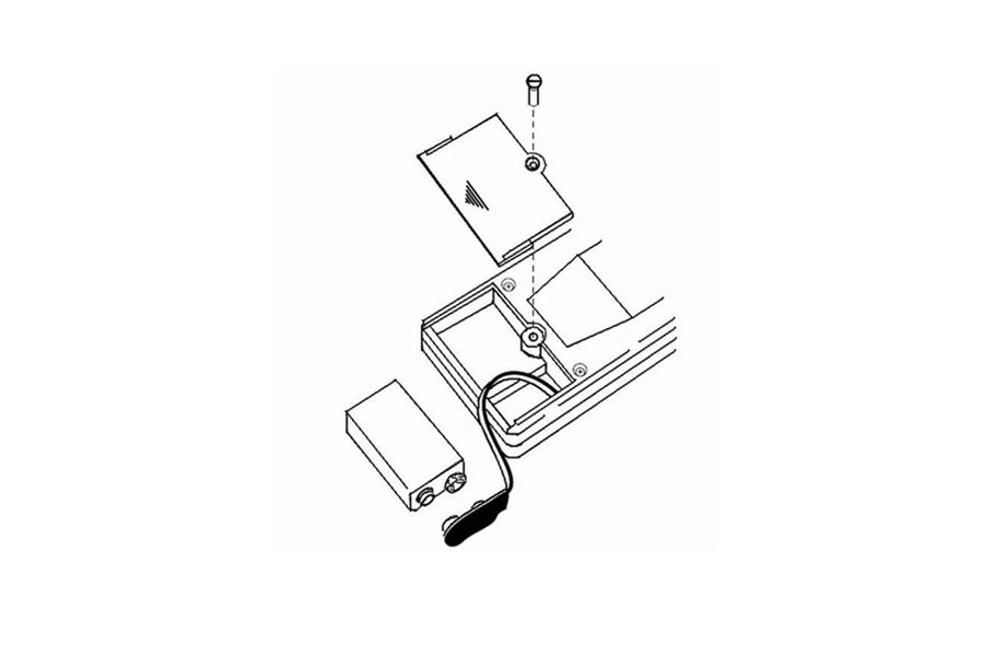 MASTECH Non-contact Motor Rotation Indicator Meter