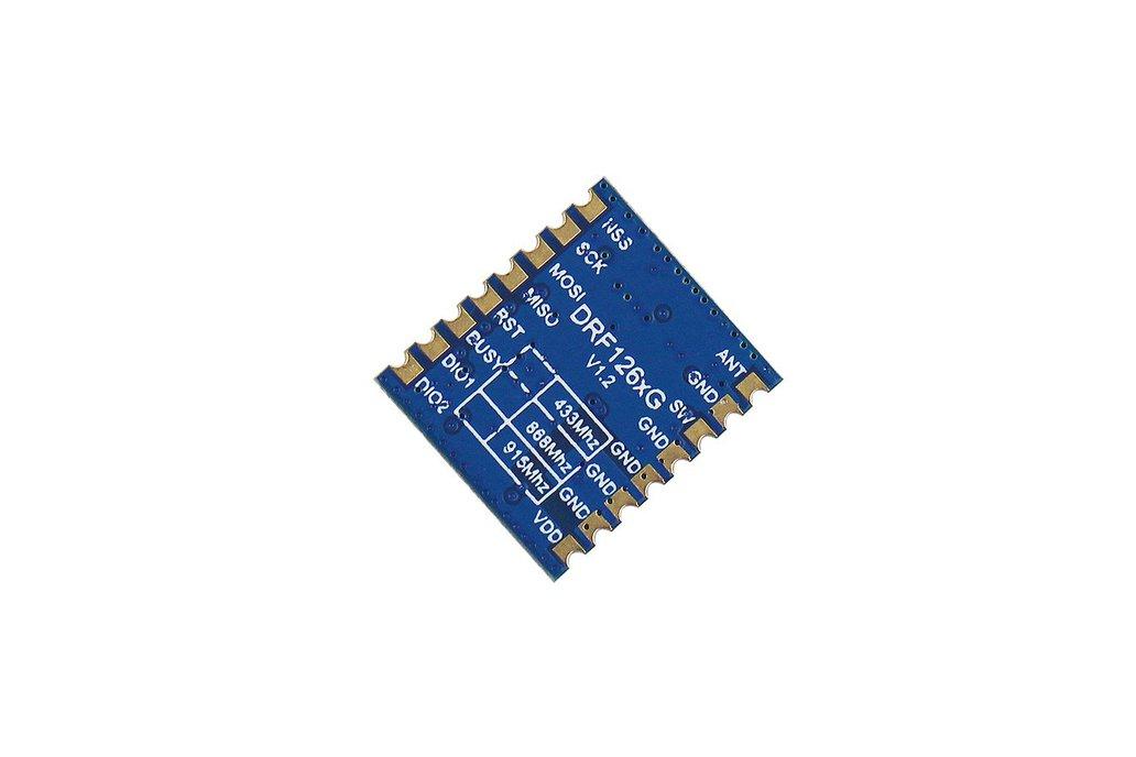 433Mhz 868MHz 915MHz SX1262 Module DRF1262G 3