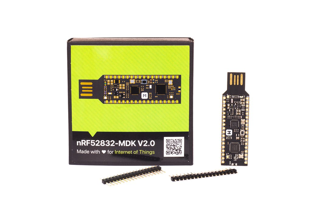 nRF52832-MDK V2 IoT Micro Development Kit 4