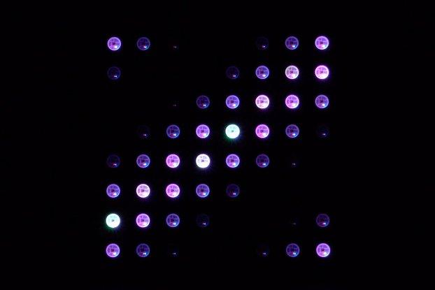 ElectroMage HDR 8x8 LED Matrix (SK9822)