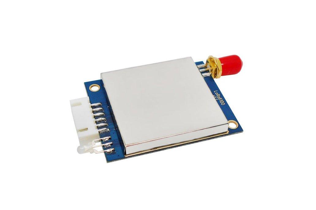 2pcs LoRa6100 TTL interface 433MHz RF Module 1