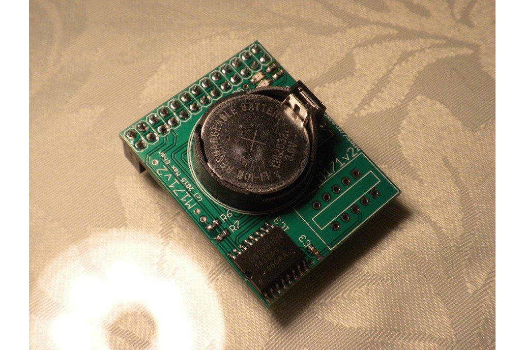 TCXO RTC module for Raspberry Pi (M171v2-R) 1
