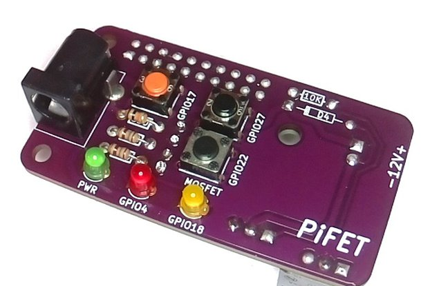 PiFet Shield