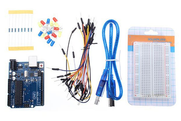 UNO R3 Basic Starter Kit for Arduino