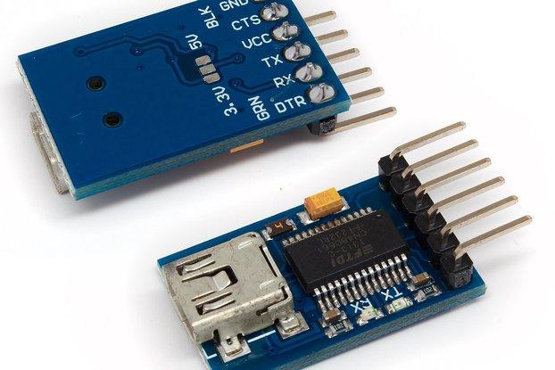 FTDI Basic USB to Serial Converter