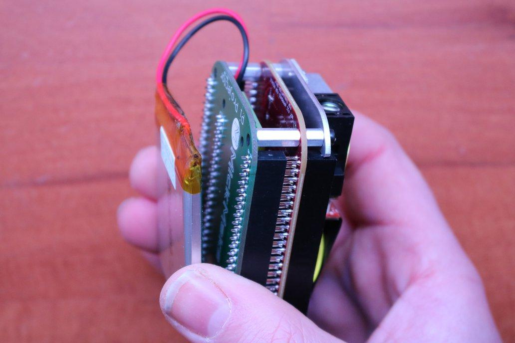 Pi Projector Rev 2.x series 9
