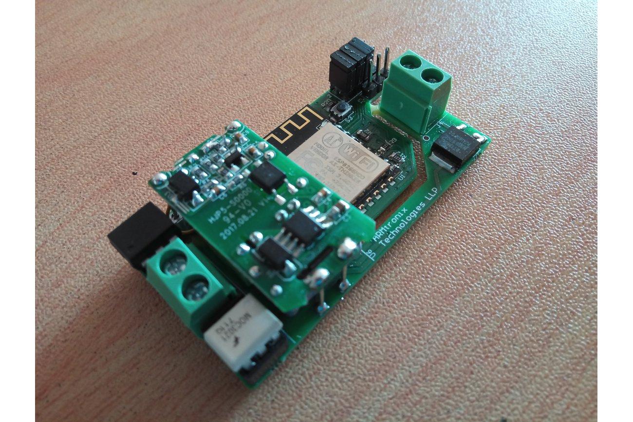 Wifi Esp8266  Single Triac Dimmer Board alexa/echo